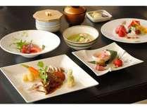 和洋食ディナーコース~彩~ 一例