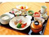 朝食・和定食 一例 朝食付きプラン