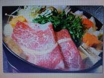 「お肉大好き」!和牛すき焼き