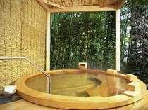 月の湯【露天】檜造り『宮ノ下温泉』小さいながらも何故か落ち着きます