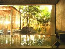 箱根十七湯「小涌谷温泉」「宮ノ下温泉」の2つの源泉を愉しめるお宿。