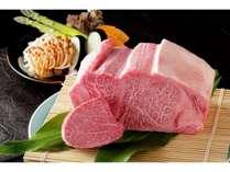 「食材」へのこだわり。新鮮なものを一番おいしい形で(鉄板焼・菜里多イメージ)