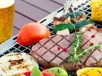 Summer Garden BBQ 2020 炭火焼のお肉やお野菜の他、ホテル特製グルメとデザートなど充実した内容です♪