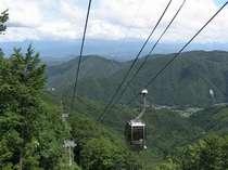 富士見台高原ロープウェイ『ヘブンスそのはら』 天空の楽園に広がるネイチャーリゾート