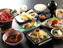 全12品基本会席料理…山の幸中心のプランです。