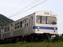 飯坂電車(通称 いい電)/いい電で福島の穴場スポットめぐりなどいかがですか?