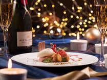 聖なる夜にふさわしいクリスマスディナーもご用意しております。