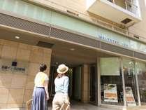 【外観】地下鉄 久屋大通駅から徒歩約3分、栄駅から徒歩約6分の好立地。