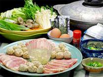 【冬期限定】4種から選べるお鍋でほっかほか♪懐にもやさしい2食付!