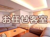 どのお部屋になるかは当館お任せ♪どのお部屋も窓から三河湾が望めます。