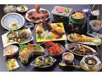 ◆【6/30・1組限定】お一人様3,000円OFF!地元食材を贅沢に☆最上級料理会席~極上の極み会席~