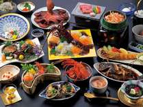 【極み会席】知多の贅沢会席※お料理の内容は季節によって異なります。