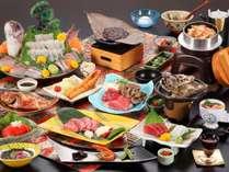 ◆【直前割】お得に!もっと美味しいものを食べよう!~山海の恵み会席~【夕朝食付】