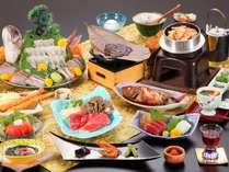◆還暦や誕生日に日頃の感謝を込めて♪嬉しい特典付お祝いプラン~四季会席~【夕朝食付】