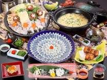 ◆10月~3月とこの季節しか食べられない、「とらふぐ」。ぜひご賞味ください。