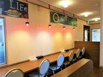 AZ cafe-Shidaka- 店内(朝食・夕食会場)