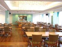 ■展望レストラン「スカイレイク」 前方に諏訪湖、後方には高島城下の街並が見下ろせます!