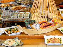 【信州グルメバイキング】料理は一例です。