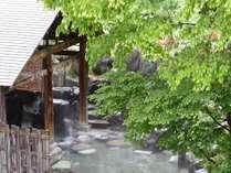 露天風呂(5月)
