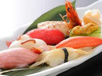 【 旬鮮お寿司プラン 】旬のにぎりを中心とした和食膳♪味覚にこだわるワンランク上の贅沢!