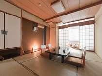8畳和室【広縁付】/一例