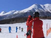 開田高原 マイアスキー場♪思う存分お滑りください。
