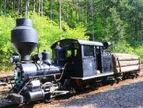 赤沢森林鉄道 イメージ