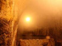 ≪定番≫黒川の老舗!名物洞窟風呂&山菜会席を満喫