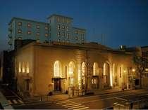 【外観】「私を愉しむ。時間を愉しむ。松本丸の内ホテル」をモットーに皆様を、心からお出迎え致します。