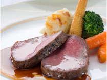【◆夕食はお肉メイン】のカジュアルフレンチ付【1泊2食】