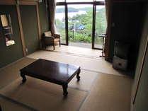 お部屋からも、素晴らしい眺望!絶景です。