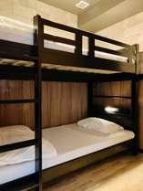 ツインルーム(2段ベッド)