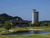 ホテル&ゴルフコース