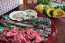 海鮮焼肉コース