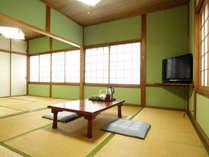 おまかせ和室の一例。ご利用人数によってお部屋をアレンジさせて頂きます!