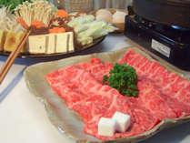 ≪プロテサン牛すき焼き≫乳酸菌を与えて育てたへルシーな和牛♪