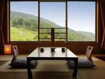 ■特別室/蔵王の山々を一望できるとても眺めの良いお部屋