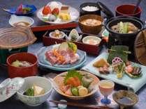 ■蔵王山懐膳/旬の味覚たっぷりの和食膳