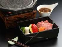 ■米沢牛陶板焼き ※イメージ