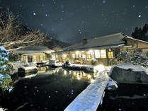 澄んだ空気の冬だから、星空の見え方も他の季節とは違いますよ~!!