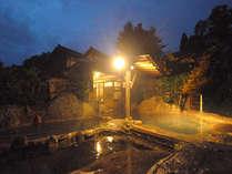仙女の湯夜のイメージ