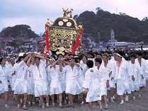 7年ごとに行われる『高浜七年祭』は、2019年開催!