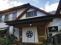 大野木荘 玄関