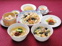 【ディナーステイ】中国料理「桃園」で本場四川の味に舌鼓♪(朝夕食付き)