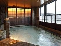 ◆天然温泉大浴場 内湯【男性】