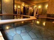 【男子】炭酸泉2020年6月27日より男性大浴場がリニューアルオープンいたしました!
