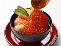 ◆朝食 豪快海鮮丼(イメージ)