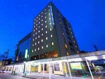 ■ホテルニューグリーン■長岡駅大手口より徒歩1分の好アクセス。ビジネスやレジャーの拠点におススメ♪