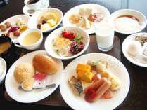 【ペットOK】朝バイキング◎気軽に朝食付プラン
