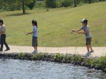 【フィッシング】国内でも最大級の釣り場ともなっております。
